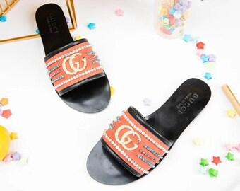 3cd0e9b2d0e23 Gucci shoes | Etsy