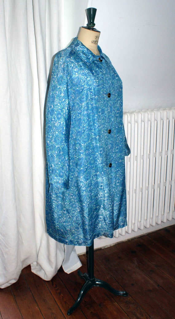 Jay Thorpe New York vintage silk jacket