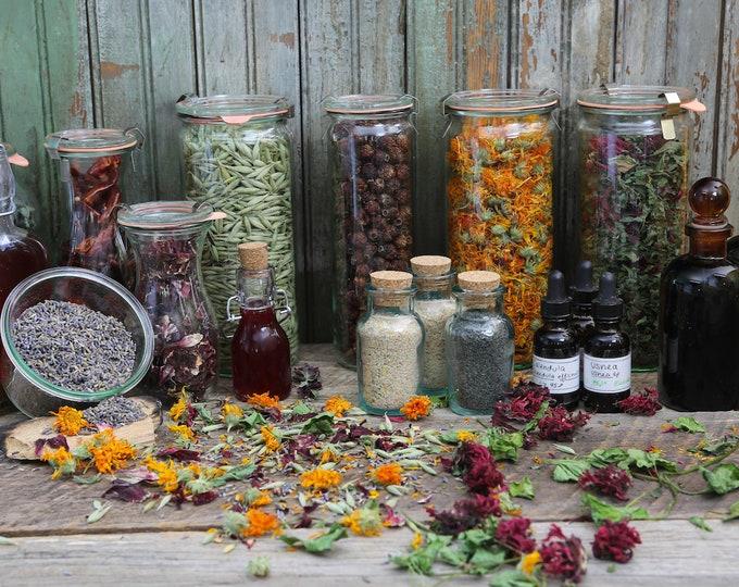 Custom Herbal Tea Blend