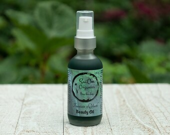Fountain of Youth Organic Revitalizing Beauty Oil