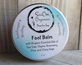 Foot Balm Anti-fungal Tea Tree Thyme