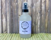 Synergy Facial Mist - Organic Rose Hydrosol  and Tea Tree Hydrosol with Essential Oil Blend