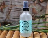 Tea Tree Hydrosol Water - Organic Face and Body Spray