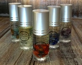 Stone Roller Aromatherapeutic Organic Essential Oil Blends
