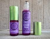 Lavender Moon Organic Essential Oil Roller Parfum Blend