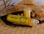 Vanilla Spice Organic Essential Oil Roller 10mL