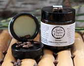 Hand Cream Harvest Coffee and Hemp Organic 4 oz