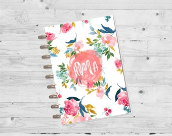 Happy planner cover | Etsy