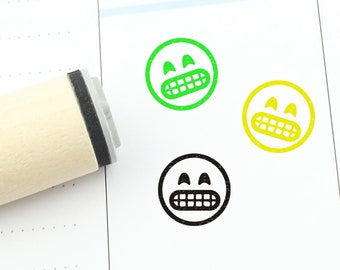 16mm S464 Cry Stamp Sad Rubber Stamp 20mm  Mini Stamps Planner Stamp Cute Sad Stamp