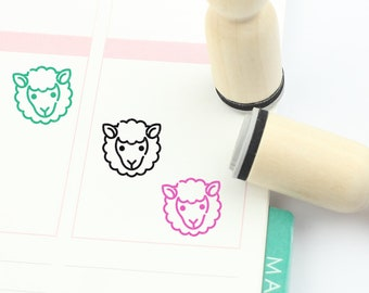 Chicken Planner Stamps Sheep Stamps COMMERCIAL USE Planner Accesories Pig Stamps Farmer Stamps Cow Stamp Farm Stamp Farm Images