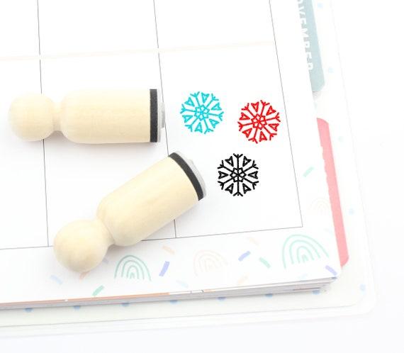 Winter Clear Stamps Weihnachtsvogel Deer Snowflake Transparenten Silikon Stempel Siegel F/ür DIY B/üttenpapier-Karte