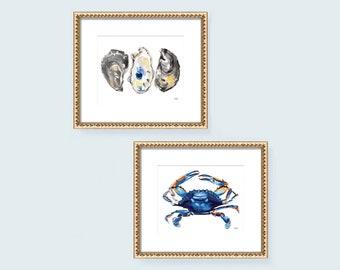 Crabs + Shells