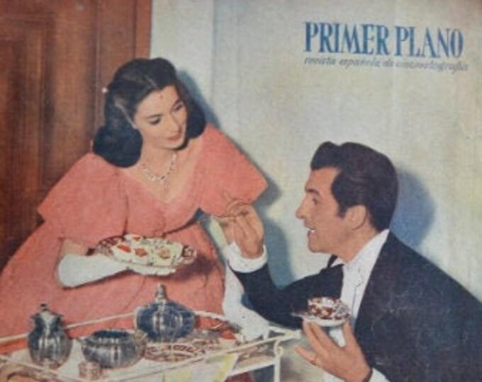 Primer Plano (1948) . Spanish Cinema Vintage Magazine.
