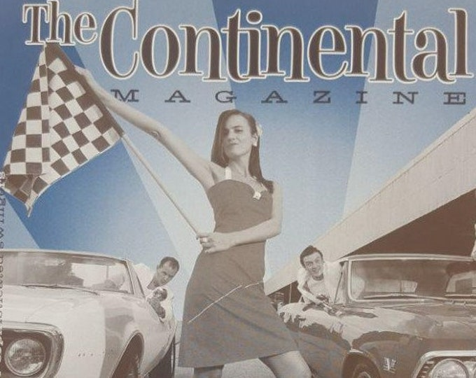 The Continental Magazine nº19, revista + CD