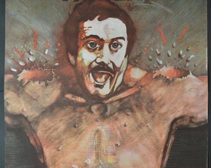 Revenge of the Pink Panther (1978) with Peter Sellers. Original Polish poster, designed by Marek Ploza-Dolinski