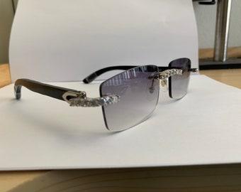 d477b8054e8 Diamond Cartier Glasses