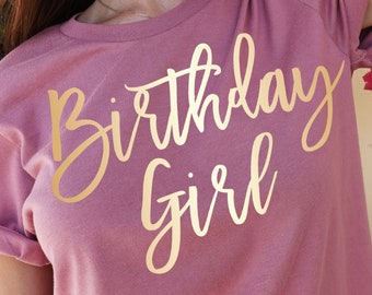 1dc5baeae Birthday girl , Birthday , Personalized Shirt , Birthday Shirts , birthday  shirt , birthday girl shirt , birthday outfit