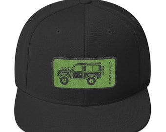 c0eff77e484 Celaque Explorer Wool Blend Snapback