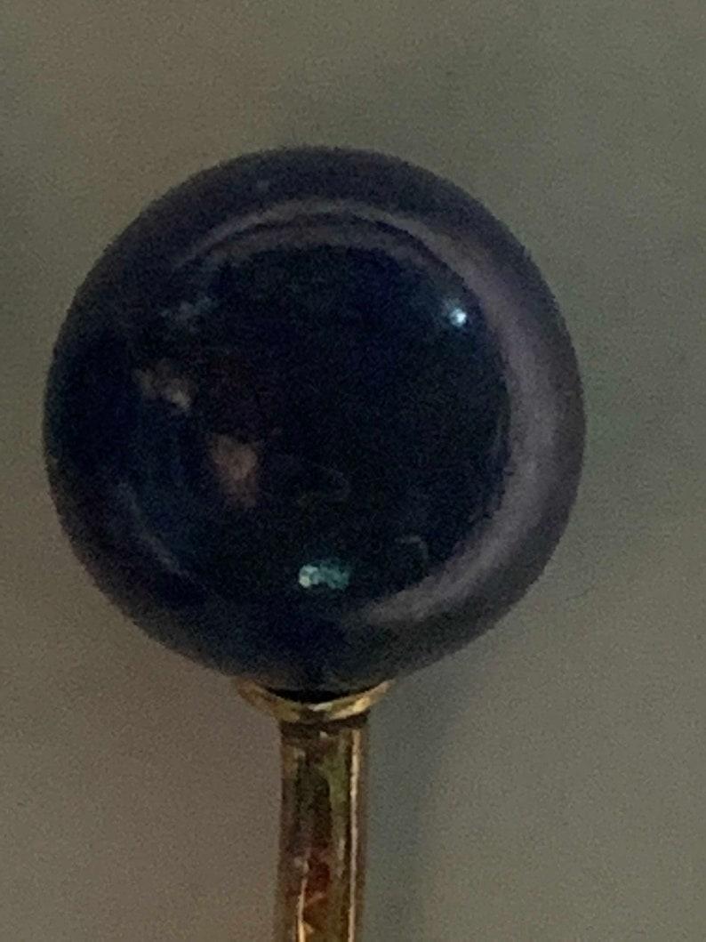 Rare Vintage Ekelund Lapis Lazuli Cufflinks