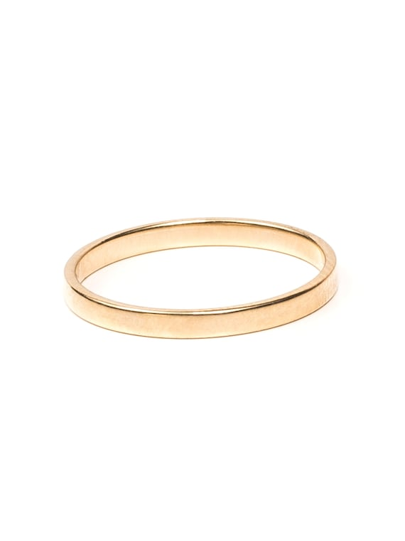 Promise ring Wedding band for women Ball ring Dot ring Minimal dainty stacking ring 14k solid gold thin bead ring
