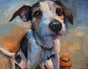 CUSTOM PET PORTRAIT, Pet Picture, Dog Painting, Cat Painting, Drawing, Illustration, Artwork, Oil Painting, Pet Drawing, Pet Keepsake