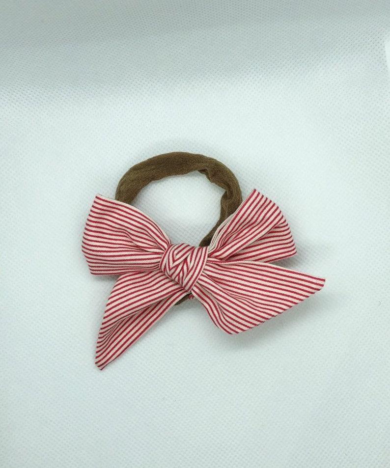 Dark Pink Stripe