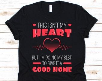 Heart Transplant Shirt, Organ Donation, Organ Transplant, Organ Donor Shirt, Organ Donor Gift, Transplant Survivor, Organ Donor Tee