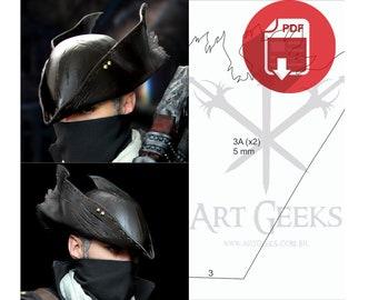 BloodBorne - Hunter HAT (Pattern)