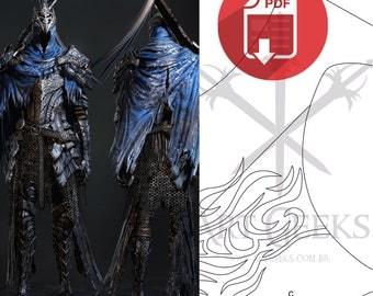Dark Souls - Artorias Armor (Pattern)