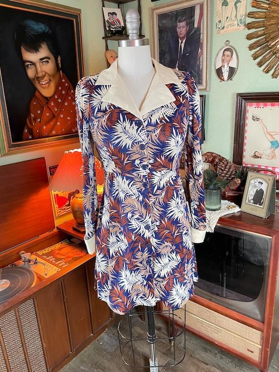 "1960's/1970's ""Patty O'Neil"" mini dress - image 1"