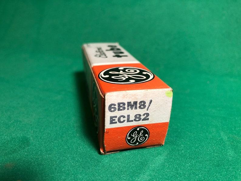 6BM8 / ECL82 nos nib Great Britain made GE
