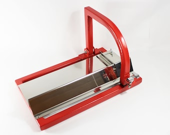 Soap cutter / Soap cutter single wire with stainless steel working surface.