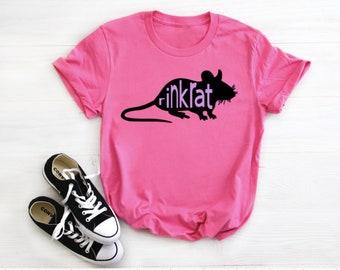 ceafadd0 Children's Ice Hockey Rink Rat t-shirt