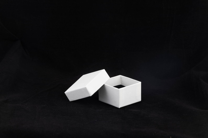 24 Boxes Jewelry Organiser. Candy Ring Box Bomboniere Paper Box Jewelry Packaging Wedding Favour Jewelry Display Product Packaging