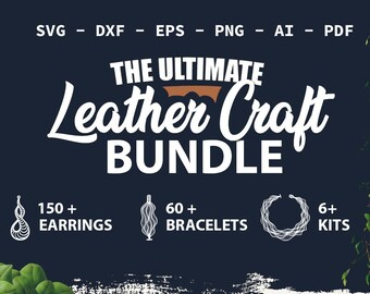 Leather Craft SVG
