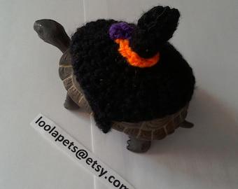 Halloween Witch Wizard Hat Tortoise Turtle Sweater Cozy Top