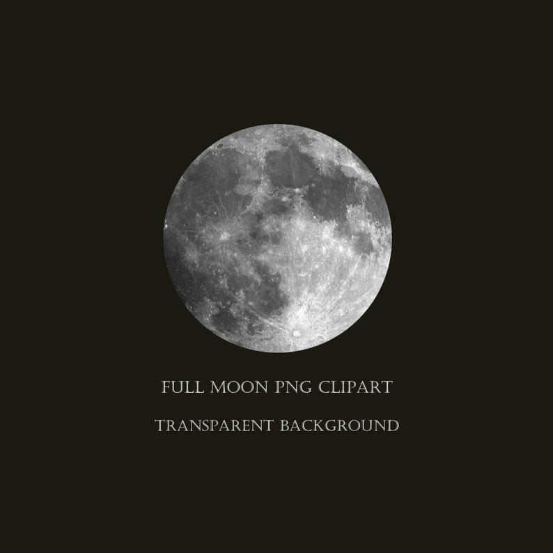 Full Moon Png Clipart Moon Clipart Clipart Full Moon