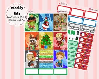 Holiday Heroes Weekly Kit