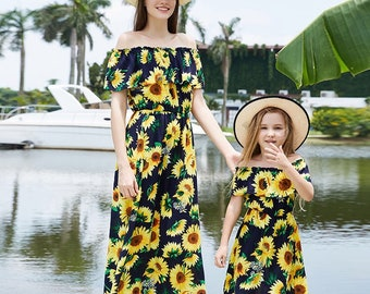 60a520f81c4 Mommy and Me Dress Mother Daughter Dress Mommy and Me Outfit Mother Daughter  Outfit Mommy and Me Matching Dress Mother Daughter Matching