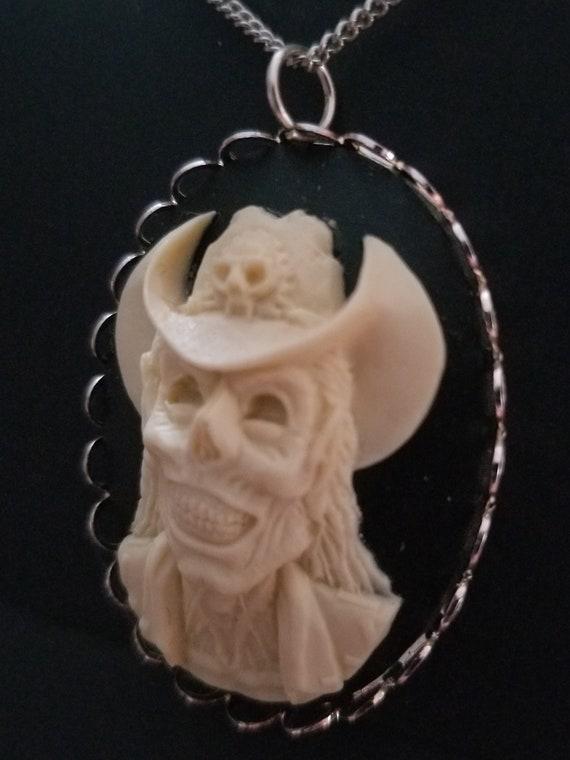 Mexicanas Día De Los Muertos Anillo Plateado Rockabilly Sugar Skull