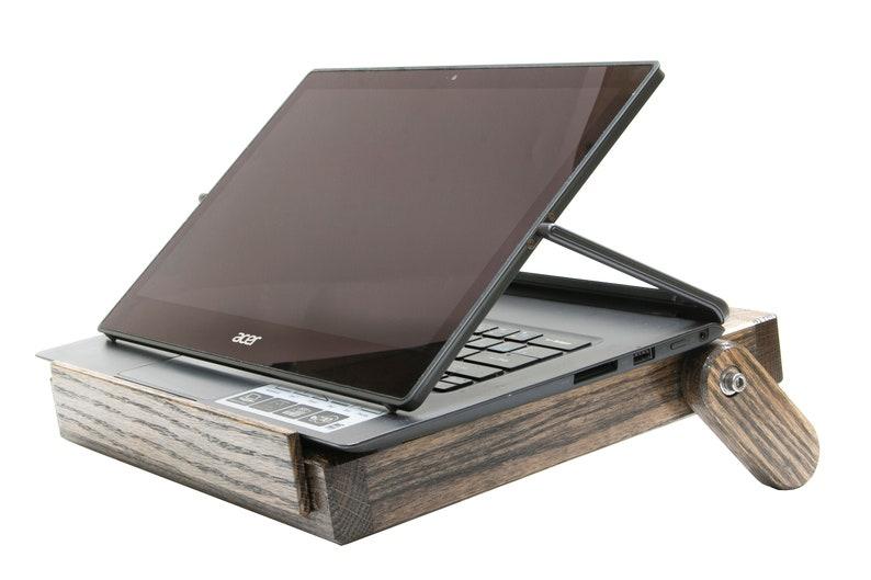 Adjustable Laptop Stand Tablet Stand Laptop Station Charging Dock Tablet Station Laptop Rest Tablet Holder Laptop Holder Tech Accessories