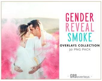 Gender reveal smoke bomb | Etsy