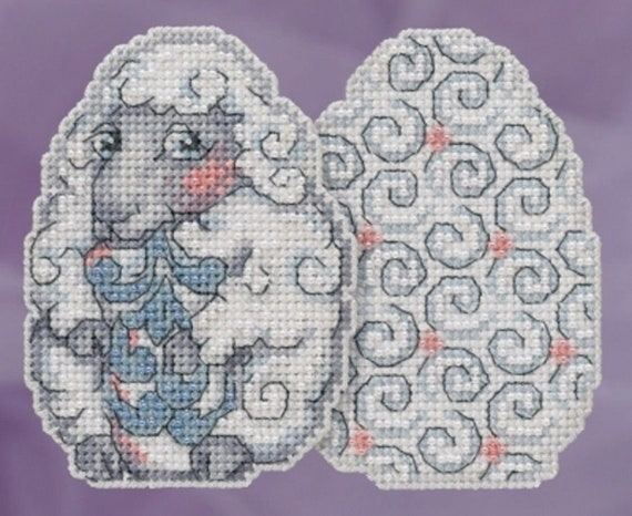 Frog Egg Counted Cross Stitch Kit Mill Hill 2018 Jim Shore JS181811