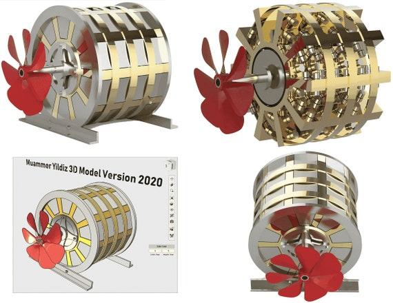 Energie pdf generator freie tesla bauanleitung Magnetmotor Freie