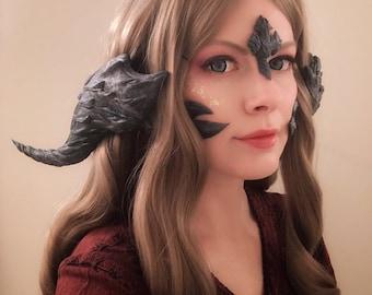 Cosplay Dragon horns (female 02)