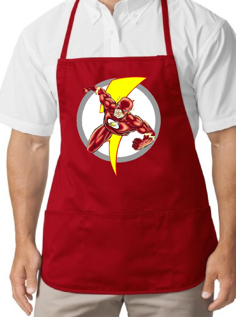Flash Gordon Unisex Apron