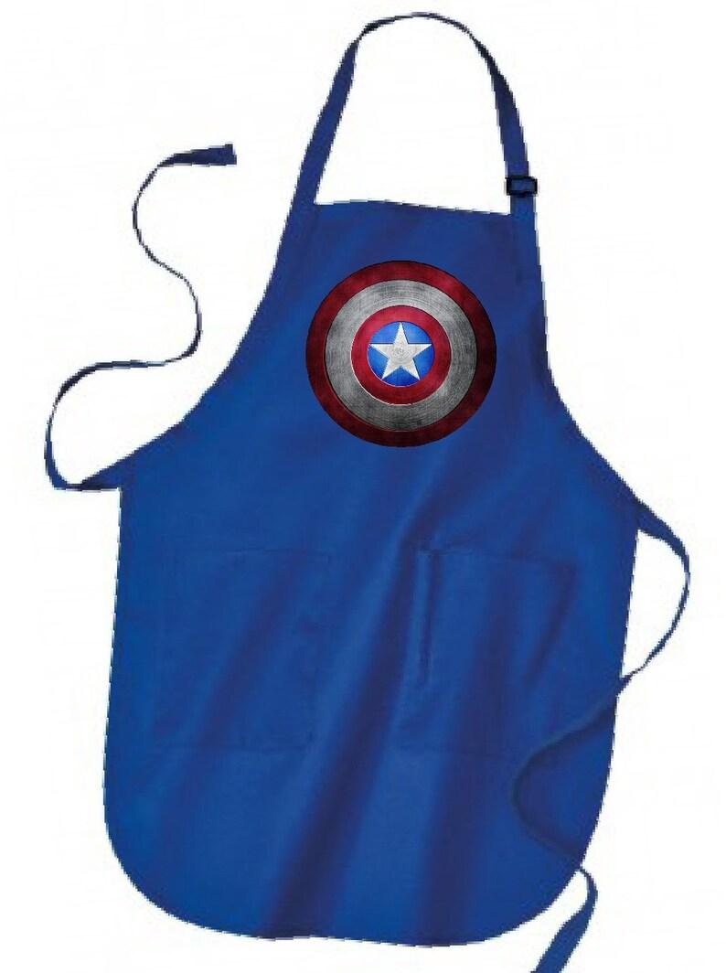 Captain America Unisex Apron