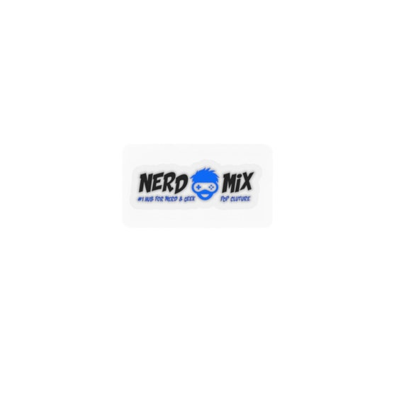 NERDMIX-Cut Stickers