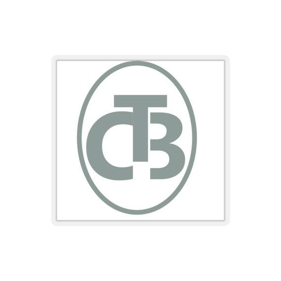 TCB RECORDS Cut Stickers