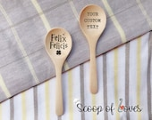 Felix Felicis Spoon Harry Potter Gift for Harry Potter Fan Lucky Spoon Custom Personalized Spoon Good Luck Gift Liquid Luck Lucky Potion